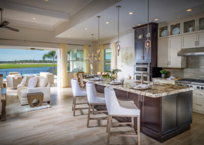 The Isles Home Interior